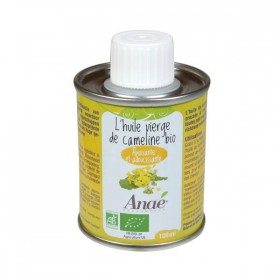 Huile vierge de cameline bio - 100 ml - Anaé
