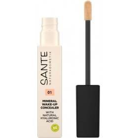 Correcteur de teint fluide 01 Neutral Ivory – 8 ml - Maquillage Sante