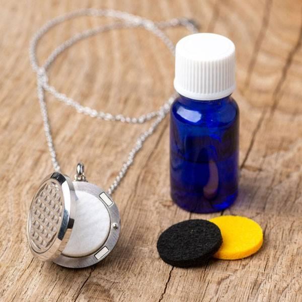 Collier à parfumer Stellaé - Diffuseur autonome d'huiles essentielles - Vue 3