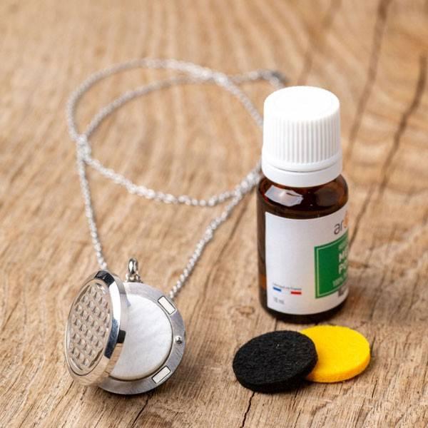 Collier à parfumer Stellaé - Diffuseur autonome d'huiles essentielles - Vue 5