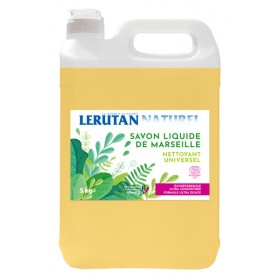 Savon liquide de Marseille - 5 litres – Lerutan