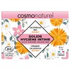 Solide hygiène intime apaisant Calendula et coco – 85 grs – Cosmo Naturel