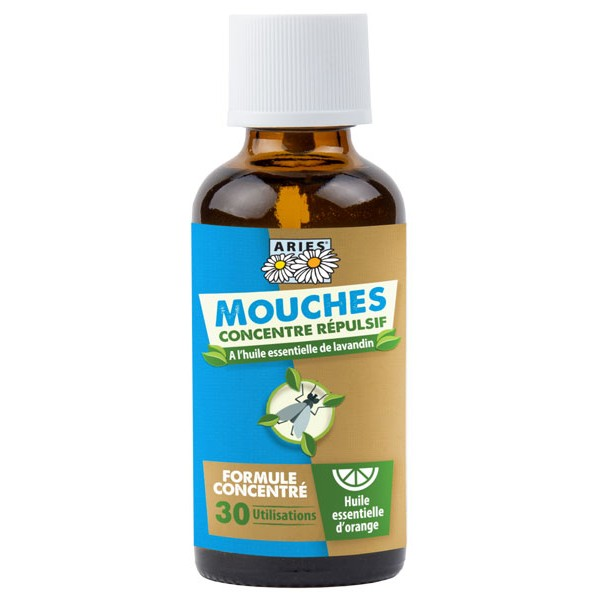 Concentré Anti mouches – Aries – 50 ml