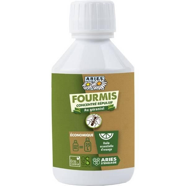 Huile anti-fourmis - concentré répulsif - 250 ml - Aries