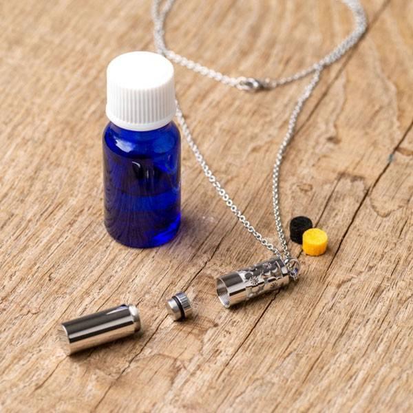 Collier à parfumer Cocoonéa - Diffuseur autonome d'huiles essentielles - Vue 4