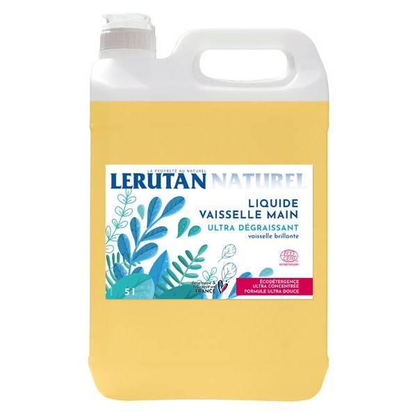 Liquide vaisselle main – 5 litres – Lerutan