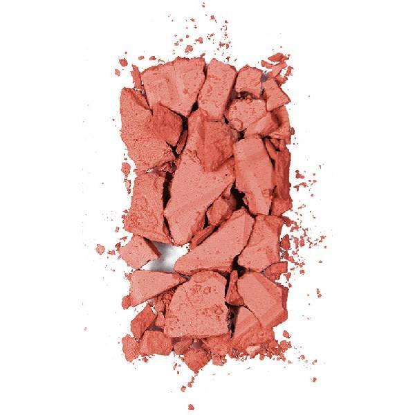 Rendu couleur pour le Fard à joues  02 Coral Bronze - Maquillage Sante