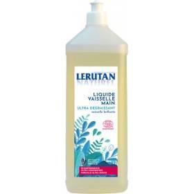 Liquide vaisselle main ultra dégraissant - 1 litre – Lerutan