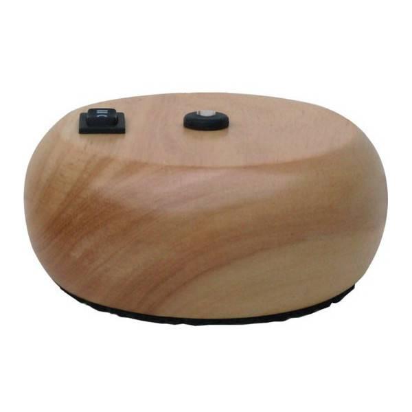 Pompe galet seule bois clair - Vue 2