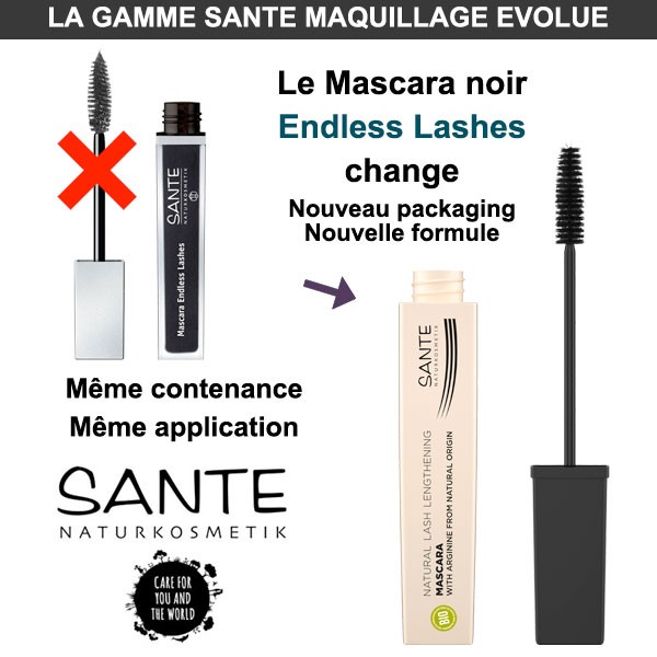 Changement de formule pour le mascara Endless Lashes  Maquillage Sante