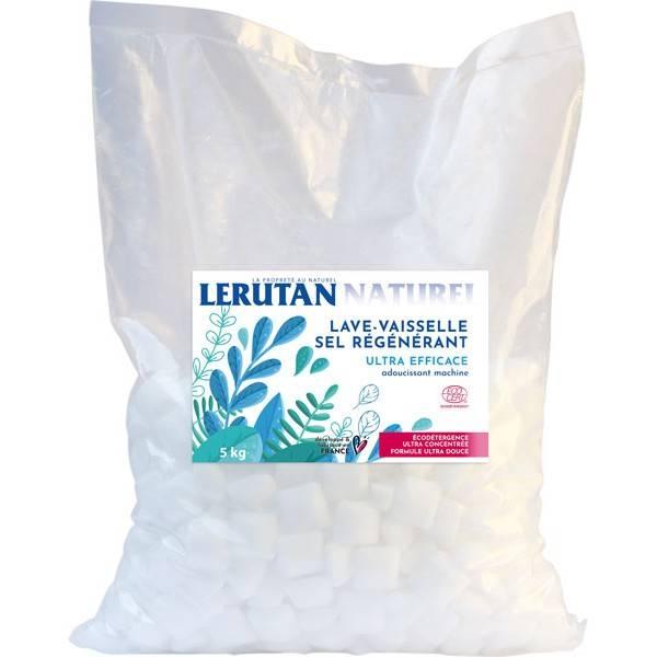 Spoun sel régénérant anti-calcaire pour lave-vaisselle - 5 Kg – Lerutan