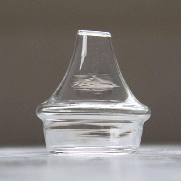 Silencieux en verre modèle BO - pour verrerie de diffuseur - Vue 1