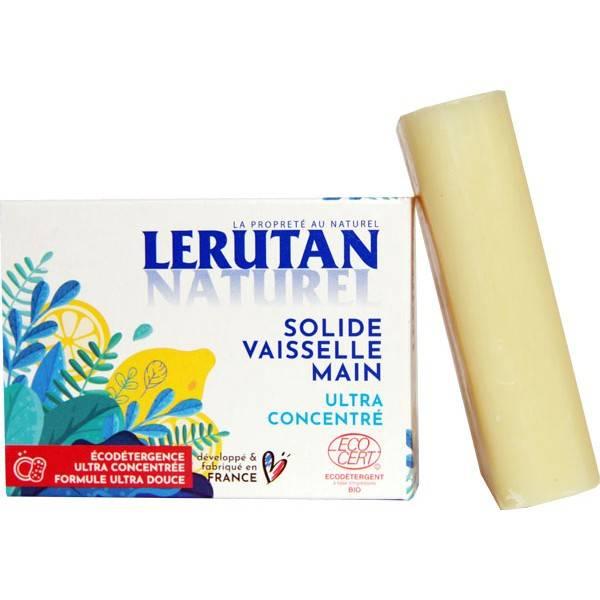 Solide vaisselle main ultra concentré - 100 grs - Lerutan - Vue 2