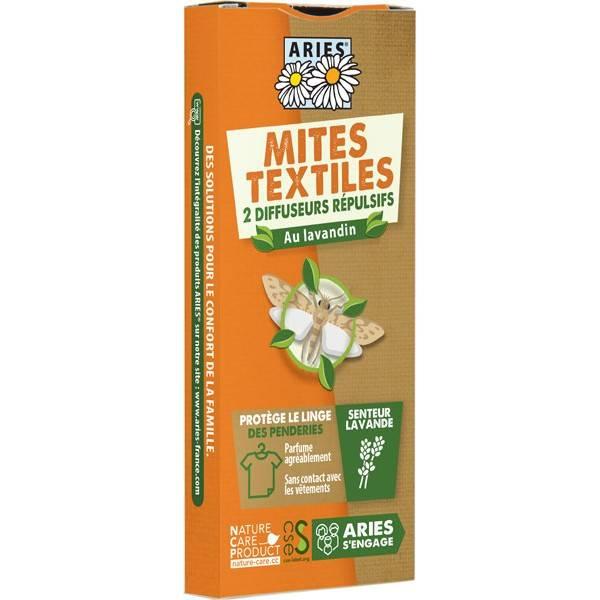 Diffuseur Mites Textiles du kit Aries