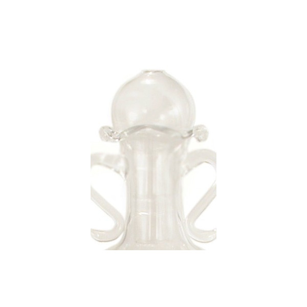 Silencieux en verre modèle Amphore - pour verrerie de diffuseur