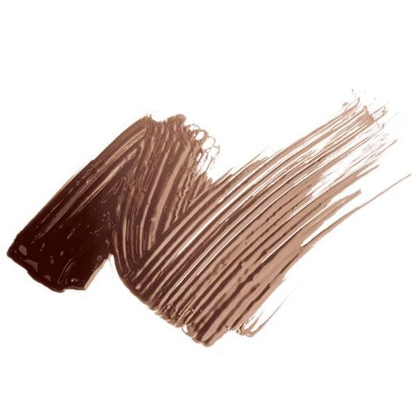 Rendu couleur pour le mascara Classic Volume 02 Brown Sante
