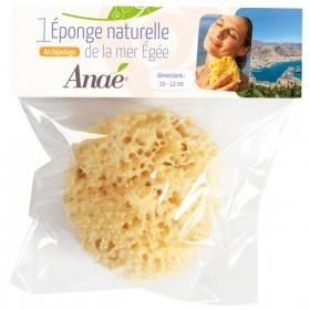 Éponge naturelle de la Mer Égée - Petit modèle : 10x12cm - Anaé