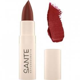 Rouge à lèvres hydratant 08 Rich Cacao - 4,5g - Maquillage Sante