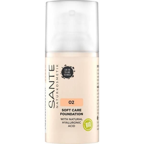 Fond de teint crème 02 Neutral Beige – 30 ml - Maquillage Sante - Vue 1