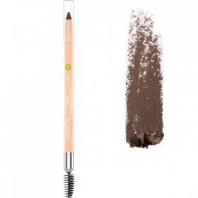 Crayon à sourcils n°02 Brown avec brosse – 1,08 grs – Santé