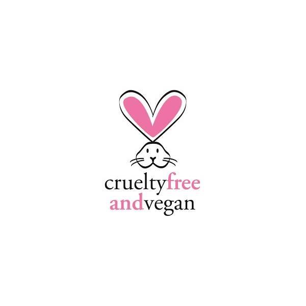 Logo Cruelty free and Vegan pour le déodorant solide bio au palmarosa - 30 gr - Lamazuna