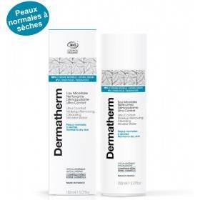 Eau micellaire nettoyante démaquillante ultra confort – 150 ml - Dermatherm