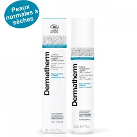 Crème hydratante légère ultra confort – 50 ml - Dermatherm
