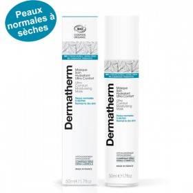 Masque soin hydratant ultra confort – 50 ml - Dermatherm