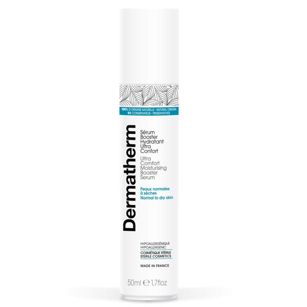 Sérum boostant hydratant ultra confort – 50 ml - Dermatherm - Vue 1