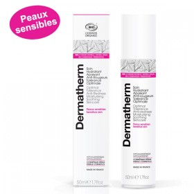 Soin hydratant apaisant anti-rougeurs Tolérance optimale – 50 ml - Dermatherm