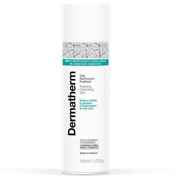 Gel nettoyant purifiant – 150 ml - Dermatherm - Vue 1