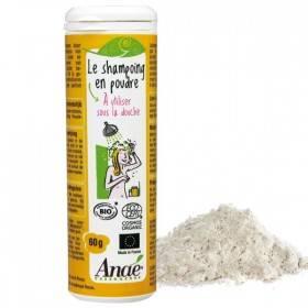 Shampoing en poudre pour la douche - 60 grs - Anaé