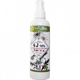 Insecticide 4J dilué 10% 250 ml - Insectes résistants – Prêt à l'emploi – Penntybio