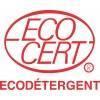 Logo Ecocert Ecodetergent pour les bâtonnets canalisations et siphons Arcyvert