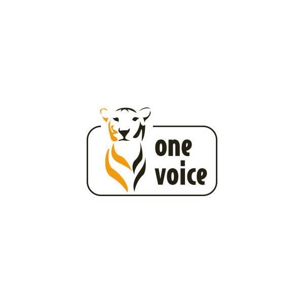 Logo One Voice pour les recharges bloc WC Arcyvert