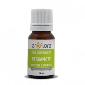 Bergamote AB - Fruits - 10 ml - Huile essentielle Aroflora