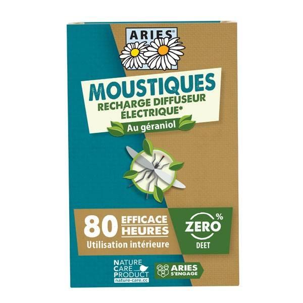 Recharge pour diffuseur électrique anti-moustiques - Aries - Vue 1