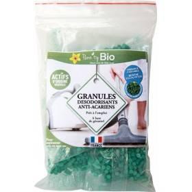 Granulés désodorisants anti-Acariens pour aspirateur - 20 grs - Penntybio