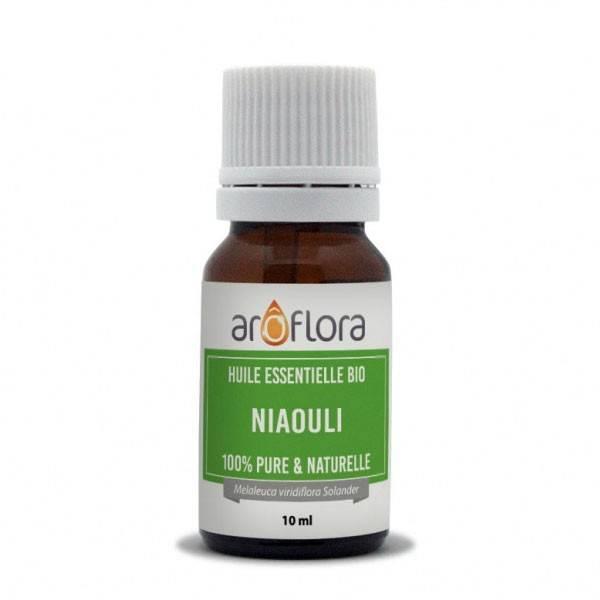Niaouli AB - Feuilles - 10 ml - Huile essentielle Aroflora