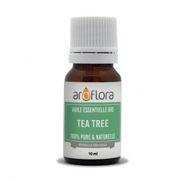 Tea tree AB - Feuilles - 10 ml - Huile essentielle Aroflora