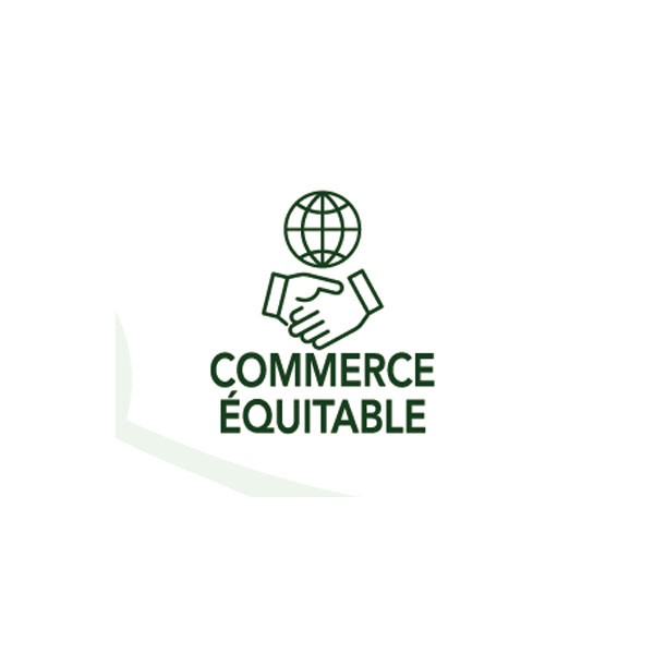 Logo Commerce équitable pour la Coloration végétale Brun glacé n°2.1 - 100 gr - Emblica