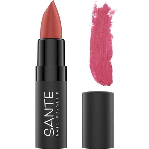 Rouge à lèvres mat 03 Blissful Terra – 4,5 grs – Santé