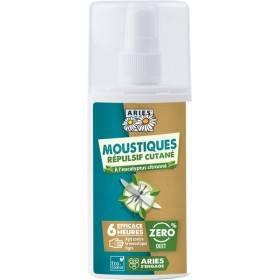 Spray lotion anti-moustique pour la peau bio – 100 ml - Aries