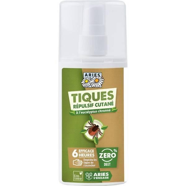 Spray lotion anti-tique pour la peau bio – 100 ml - Aries