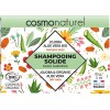 Shampooing solide cheveux secs Jojoba Aloe vera Bio - 85gr - Cosmo Naturel - Vue de face