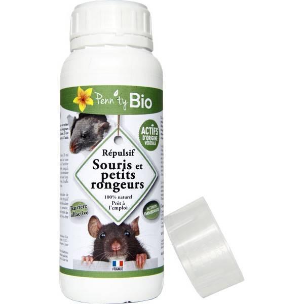 Répulsif souris et petits rongeurs - 500 ml - Penntybio