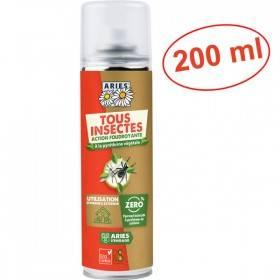 Aérosol insecticide naturel Tous Insectes - Pistal – 200 ml - Aries