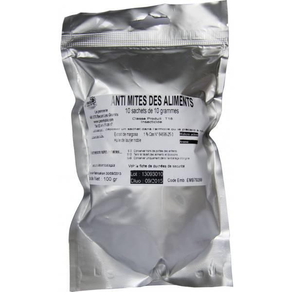 Granulés anti-mites alimentaire – 10x 10gr – Penntybio