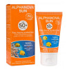 Soins protection solaire Bio Adultes – SPF 50 – tube de 50gr – Alphanova