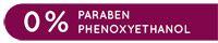 Huile sans paraben ni phenoxyethanol